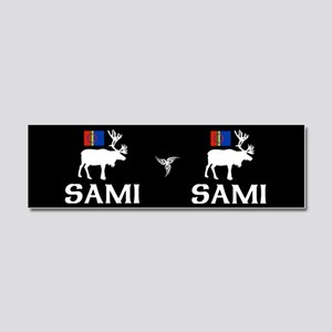 Sami, the People of Eight Seasons Car Magnet 10 x